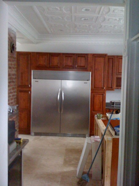 Kitchen cabinet installation for Cabinet installation